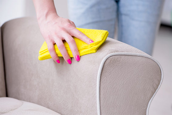 Leather Sofa Deep Cleaning Services in Duba and Abu Dhabi - Maids On Demand