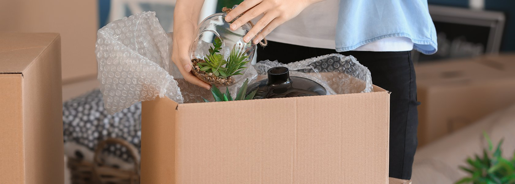 How To Pack Your Items For Moving Out