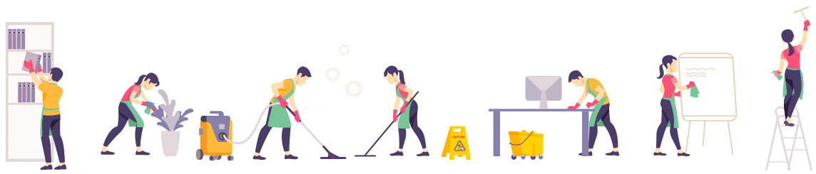 Cleaning & House Maid Services in Dubai and Abu Dhabi - About Us