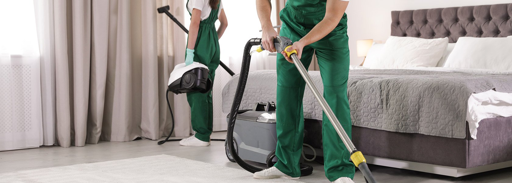 Deep Cleaning Apartment Within an Hour in Dubai