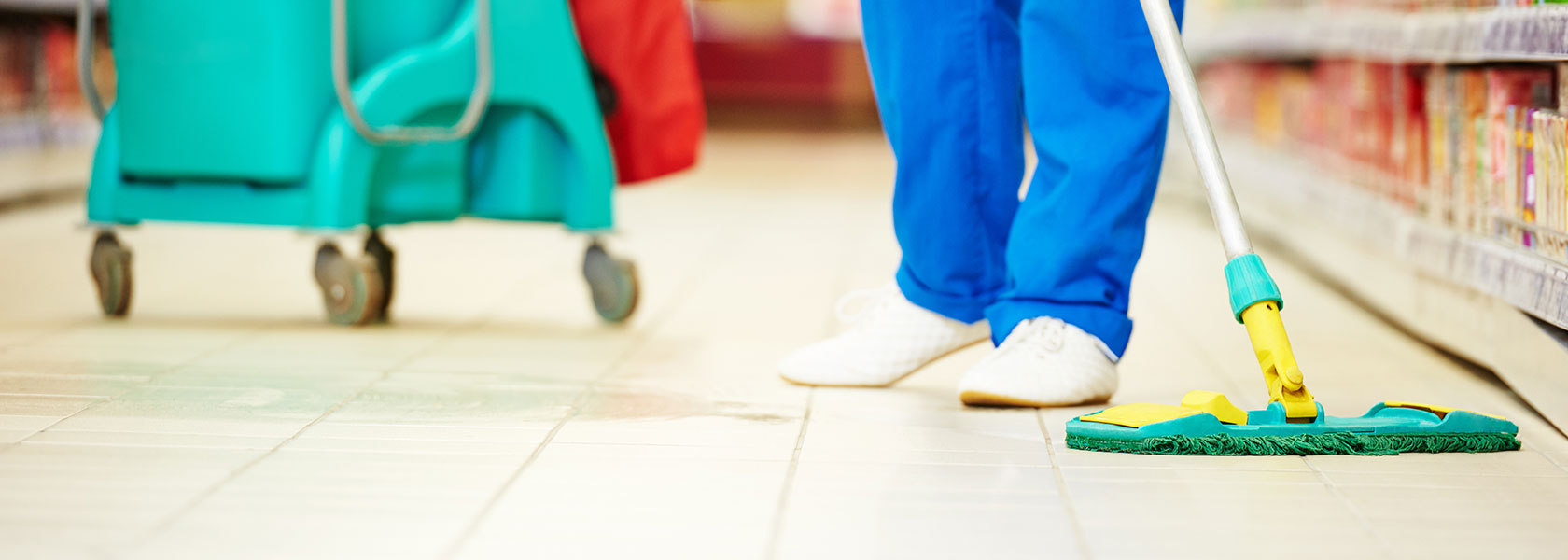 Retail Store Cleaning Services in Dubai