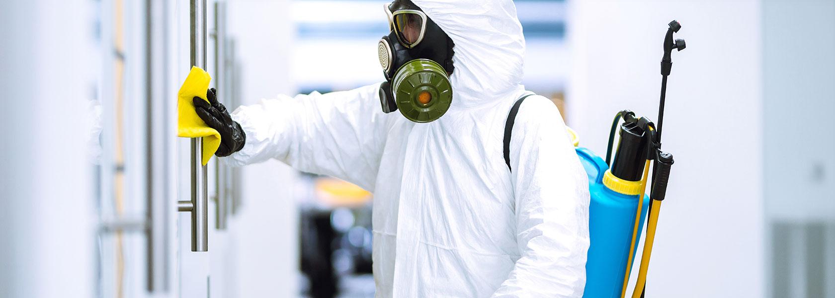Sanitizing Company Services in Dubai