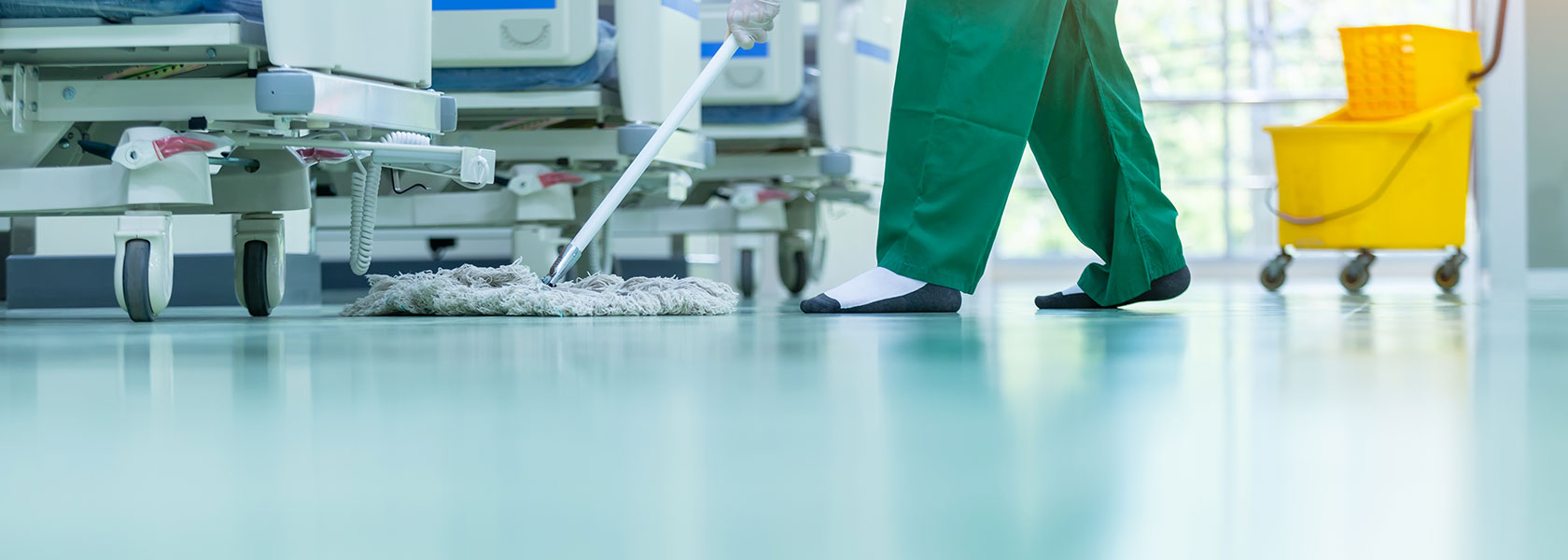 Hospital Cleaning Services in Dubai